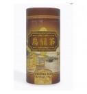 圆纸罐乌龙茶