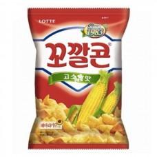 乐天烤玉米(烧烤味)