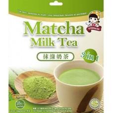 三瀛抹绿奶茶