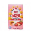 义美草莓小泡芙