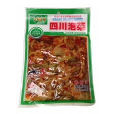 味聚特四川泡菜