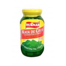 buenas coconut gel(nata de co)green