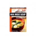 日本面包丁海苔红味噌汤
