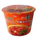 统一红椒牛肉面(碗面)
