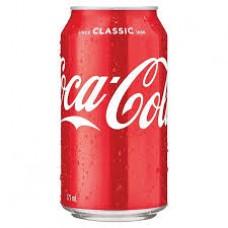 可口可乐(罐装)