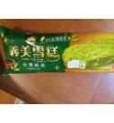 绿茶味冰棒