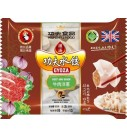 功夫水饺牛肉洋葱