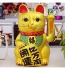 摇手招财猫(塑料)
