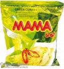 妈妈绿咖喱面