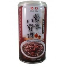 巧口紫米八宝粥