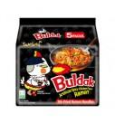 韩国三养超辣火鸡面(5连包)
