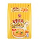 韩国芝士拉面(4连包)