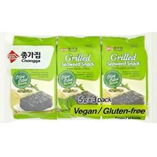 韩国烤海苔