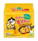 韩国三养芝士火鸡面