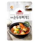韩国辣炖豆腐酱