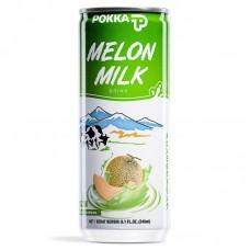 哈蜜瓜牛奶