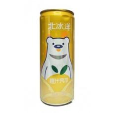 北冰洋橙子味汽水