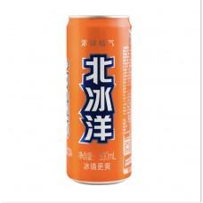 北冰洋橘子味汽水