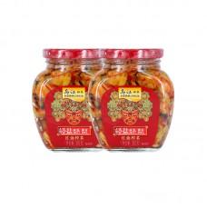 乌江红油榨菜