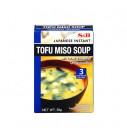 豆腐麺豉味增汤