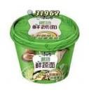 康师傅蘑菇鲜蔬面(桶)