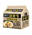 白象猪骨汤面5连包