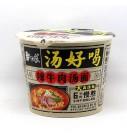 白象辣牛肉汤面(桶)