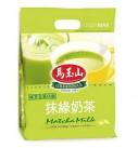 马玉山抹绿奶茶