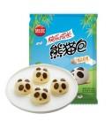 熊猫奶黄包