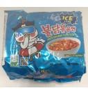 韩国三养超辣火鸡凉拌面
