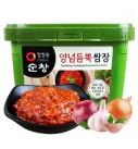 韩国拌饭酱(包饭酱)