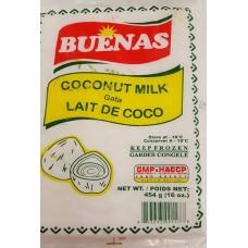 buenas coconut milk