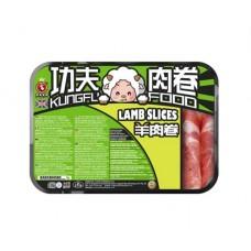 鸿字火锅羊肉卷