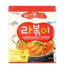 韩国炒年糕拉面(辣味)