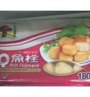 蘑菇牌QQ鱼柱
