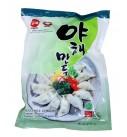 韩国素菜饺子