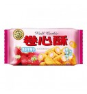 徐福记草莓卷心酥
