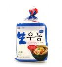 韩国海鲜汤底乌冬面(3连包)