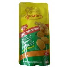 growers garlic flavor peanuts