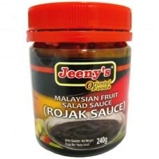 Jenny's Rojak Sauce