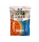 德庄双味火锅底料(清油麻辣 三鲜)
