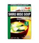 日本面包丁海苔白味增汤