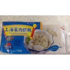 康乐上海菜肉馄钝